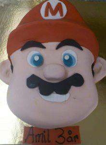 Super Mariotårta