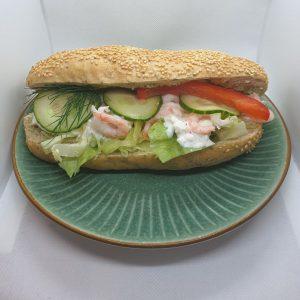 Skagenbaguette