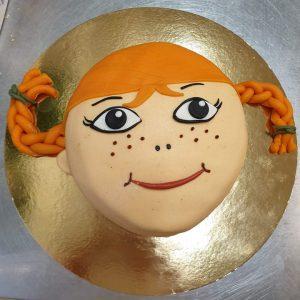 Pippi-tårta