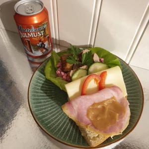 Julsmörgås