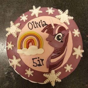 My Little Pony-tårta