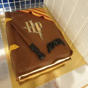 Harry Potter-tårta