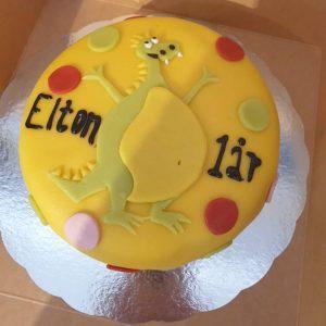Bolibompadraken-tårta
